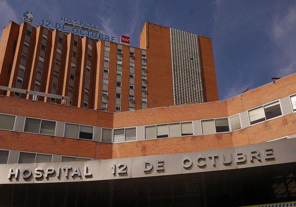 Dar a luz en el hospital doce de octubre experiencias for Hospital de dia madrid