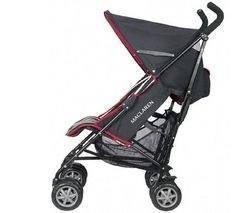 508ec9d8b Maclaren Quest – Silla de paseo, nueva colección, color negro y ...