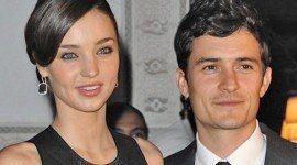 Miranda Kerr y Orlando Blomm esperan su primer hijo