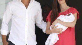 Paz Vega ha dado a luz a su tercer hijo