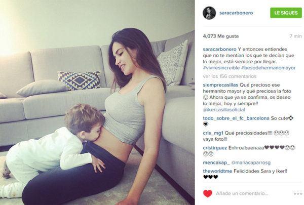 Sara-Carbonero-vuelve-a-estar-embarazada-foto-de-instagram