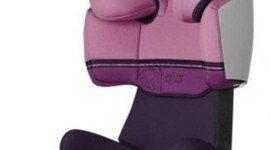 Silla de bebé mas segura | Solution X-Fix