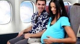 Volar y embarazo