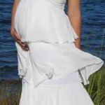 Vestidos de Novia para embarazada 6