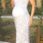 Vestidos de fiesta para embarazadas 4