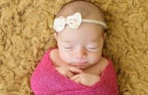 Adorables fotos de bebés recien nacidos