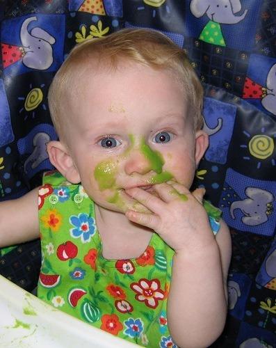 alimentacion-bebé-papilla-verduras