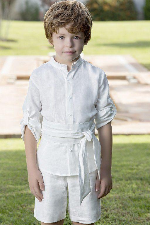 amaya-moda-infantil-coleccion-2015-coleccion-ceremonia-moda-niño-camisa-bermuda-blanca