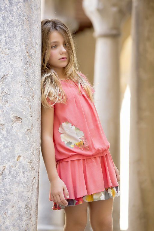 moda infantil amaya