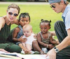 Angelina Jolie rumores embarazo