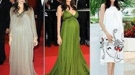 Angelina Jolie y sus embarazos