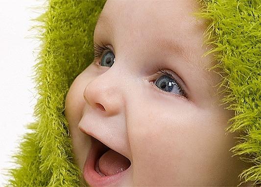 Como saber el color de los ojos de tu bebe - photo#16