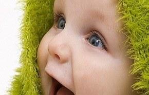 Saber color ojos bebé gratis