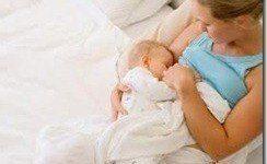 Aumentar la leche en época de lactancia