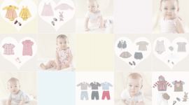 Catálogo Benetton Bebes primavera verano 2010