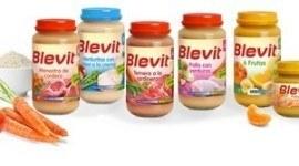Nuevos tarritos Blevit
