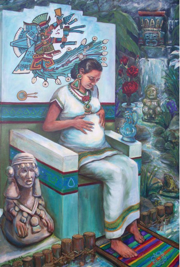 calendario-maya-del-embarazo-tabla-maya-mujer-embarazada-2
