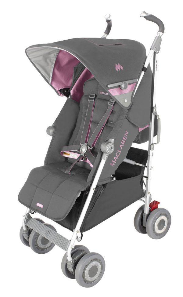 Los mejores carritos de beb 2018 gu a para comprar for Mclaren carro de paseo