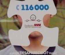 Niños Desaparecidos| Teléfono único Unión Europea el 116000