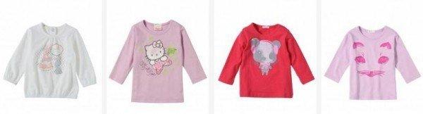 catalogo-benetton-niños-2014-camisetas-niña-bebe