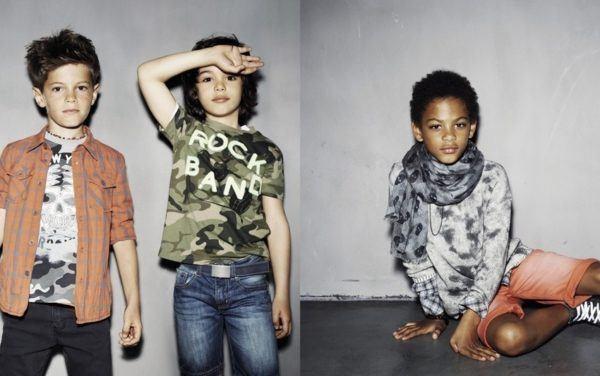 catalogo-benetton-ninos-y-ninas-primavera-verano-2014-moda-niños-rock