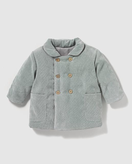catalogo-de-bebes-el-corte-ingles-otoño-invierno-2017-niños-abrigo-botones