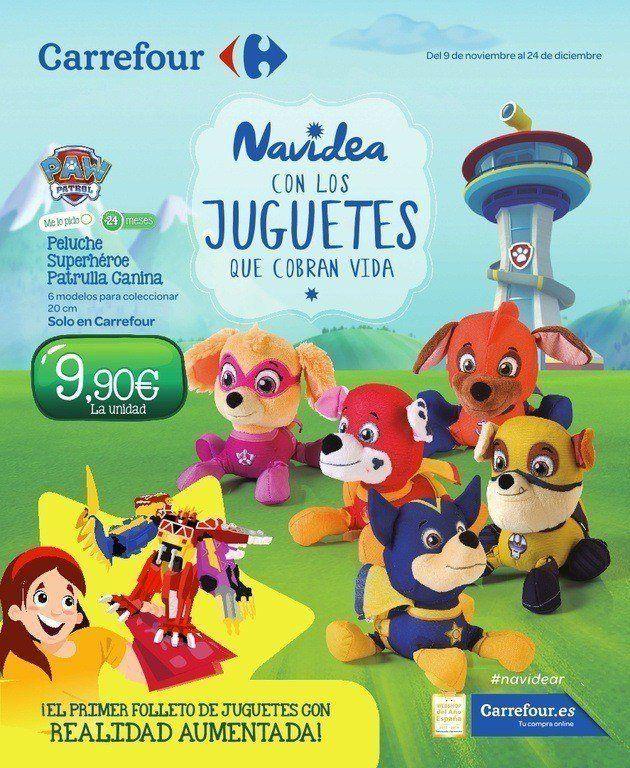 Carrefour Juguetes Ninos 1 Ano.Catalogo De Juguetes Carrefour Navidad 2020 Embarazo10 Com