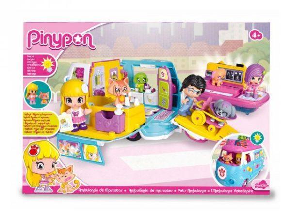 catalogo-de-juguetes-carrefour-navidad-pinypon-ambulancia