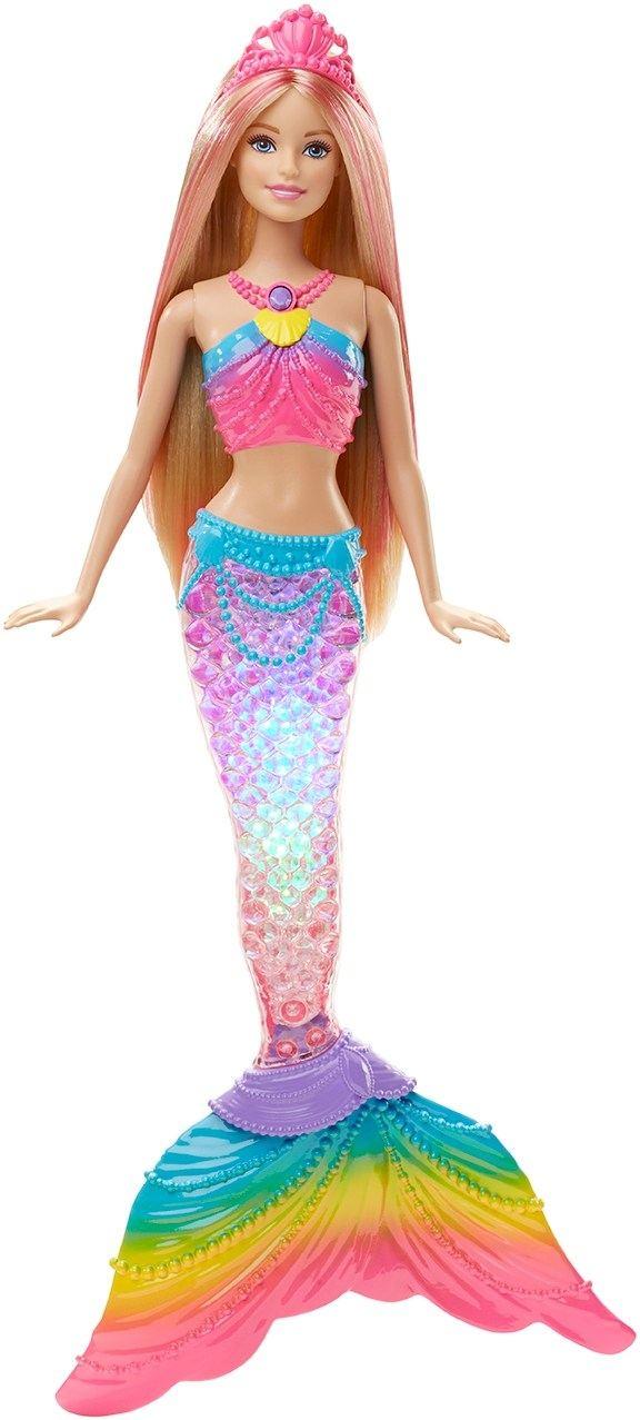 catalogo-de-juguetes-de-barbie-navidad-2016-SIRENAS-Y-HADAS-Sirena-luces-arcoiris