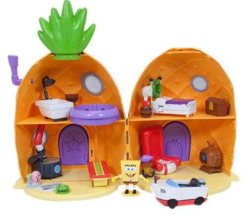 catalogo-de-juguetes-de-bob-esponja-CASA-casa-piña