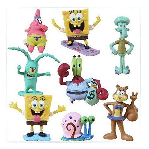 catalogo-de-juguetes-de-bob-esponja-Muñecos