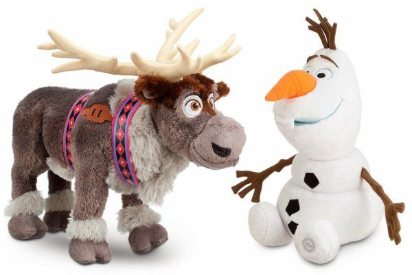 catalogo-de-juguetes-de-frozen-peluches-olaf-sven