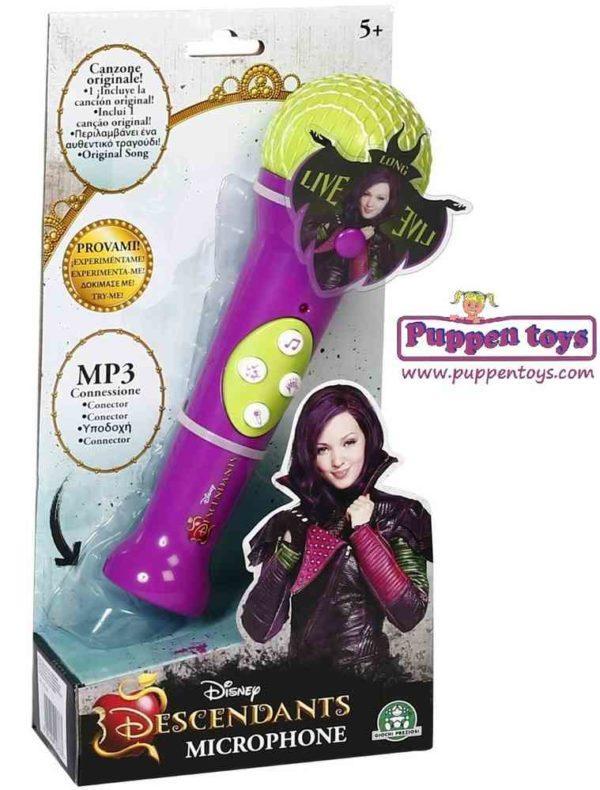 catalogo-de-juguetes-de-los-descendientes-navidad-microfono