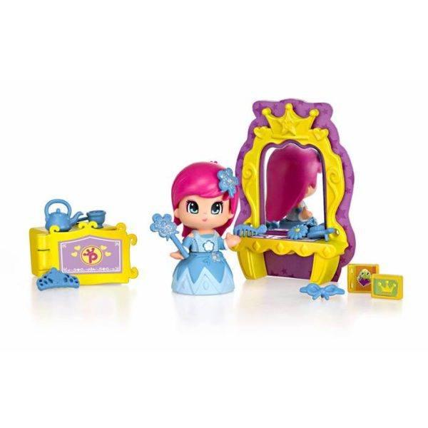 catalogo-de-juguetes-de-pinypon-JUGUETES-PEQUEÑOS-Pinypon-Princesa-con-Espejo-Magico