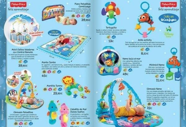 Cat logo de juguetes el corte ingl s 2018 - Catalogo de juguetes el corte ingles 2014 ...