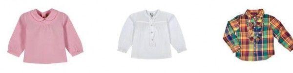 catalogo-el-corte-ingles-ninos-2014-camisas-bebe