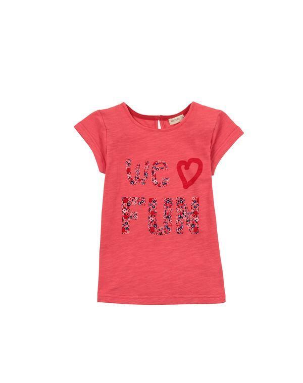 catalogo-el-corte-ingles-ninos-2014-camiseta-niña-rosa