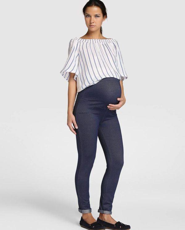 catalogo-el-corte-ingles-premama-2016-primavera-verano-jeans