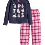 catalogo-hm-ninos-2014-pijama-niña