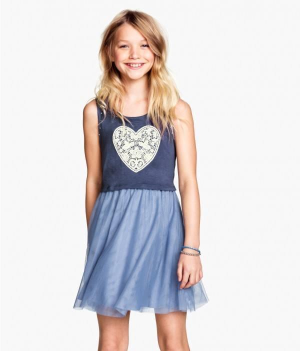 catalogo-hm-ninos-2014-vestido