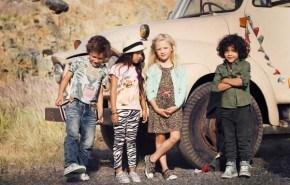 Catálogo H&M Niños y Niñas Primavera Verano 2014
