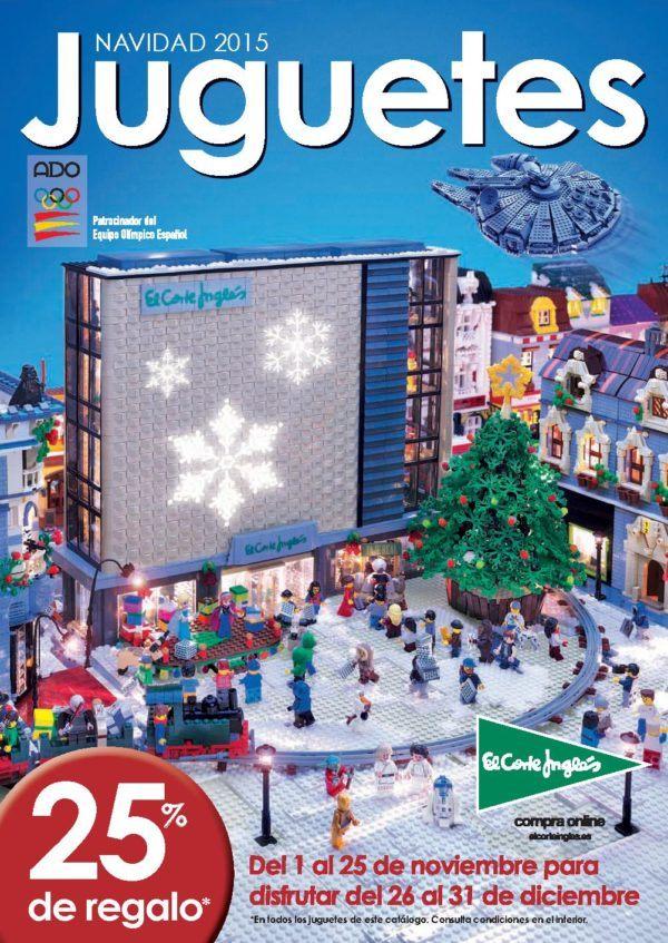 Cat logo de juguetes el corte ingl s 2017 - El corte ingles catalogos ...