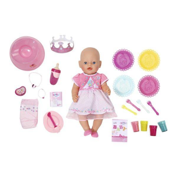 catalogo-juguetes-navidad-el-corte-ingles-baby-born-25-aniverssario