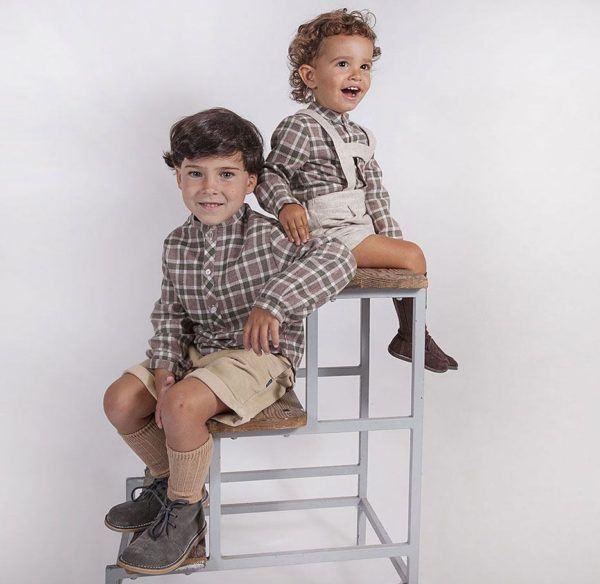 moda infantil naco