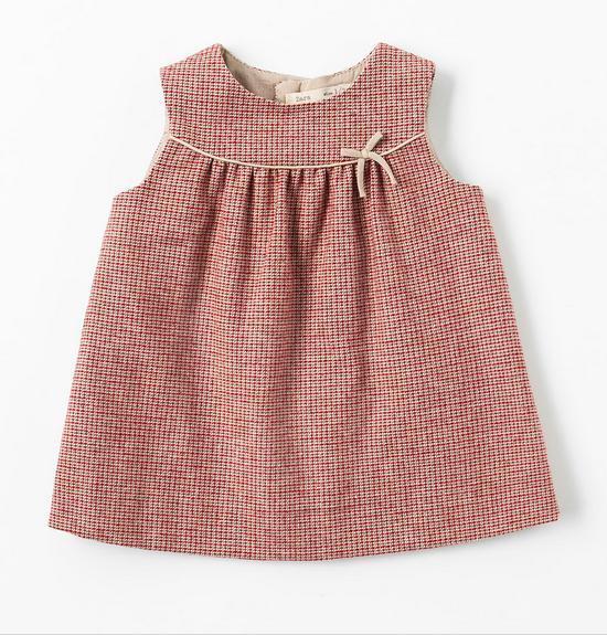 catalogo-zara-ninos-2014-vestido-rosa