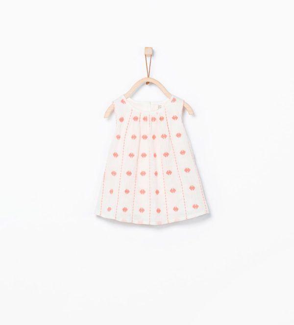 catalogo-zara-ninos-2015-moda-bebe-vestido-bordado