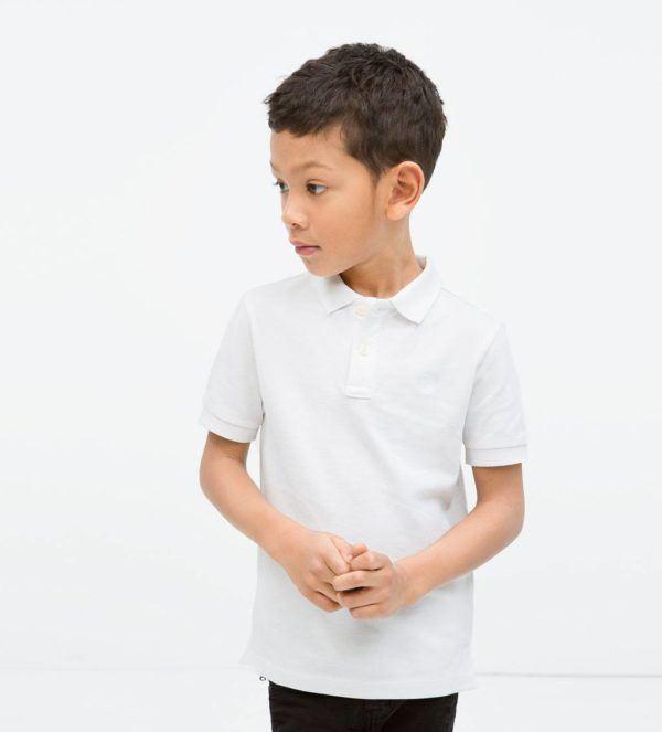 catalogo-zara-ninos-2015-moda-niños-polos-color-blanco