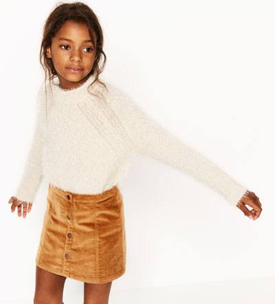 catalogo-zara-niños-otoño-invierno-2017-jersey-y-falda