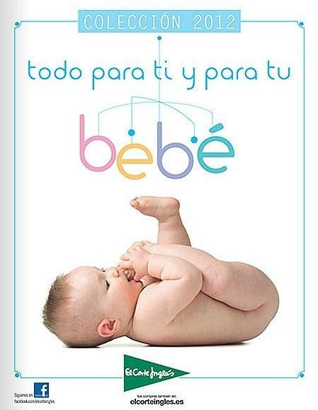 Catálogo bebés el Corte Inglés