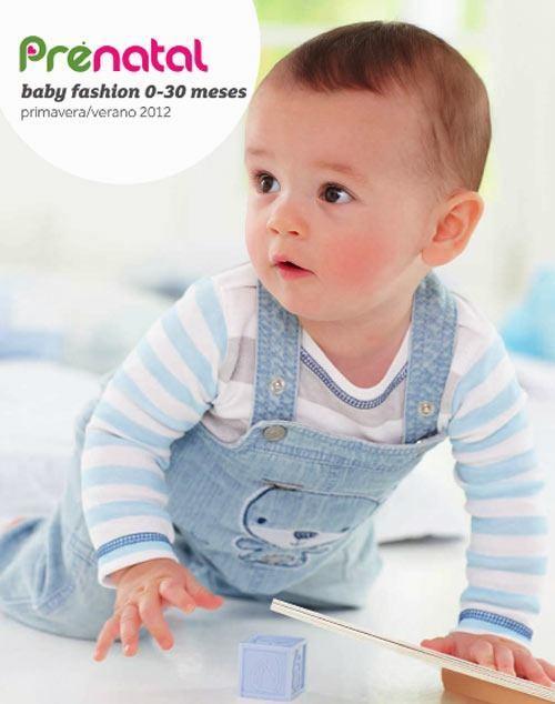 ropa de bebe prenatal